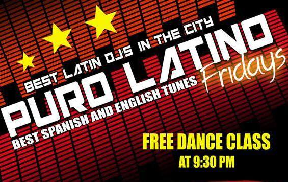 Latin Dance PuroLatino at Rio Bar Calgary