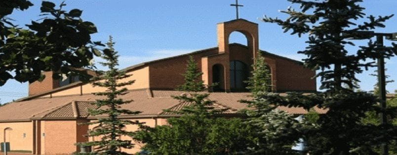 Catholic Church in Calgary – Mary Mother of the Reedemer