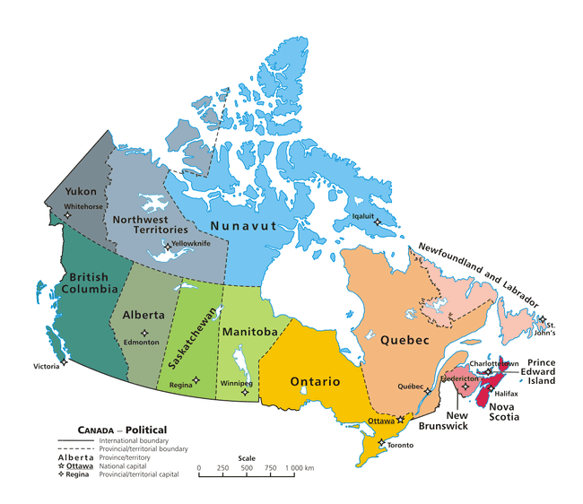 Immigrate to Canada –  Temporary or Permanent Residency Visa in Canada
