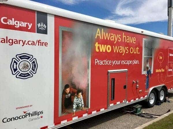 Fire Prevention Calgary - Prevencion de Incendios