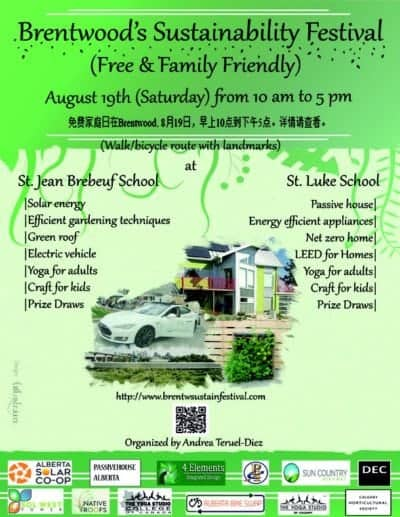 Brentwoods Sustainability Festival