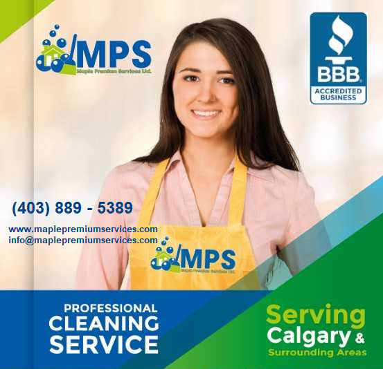 Maple Premium Services   Cleaning service in Calgary